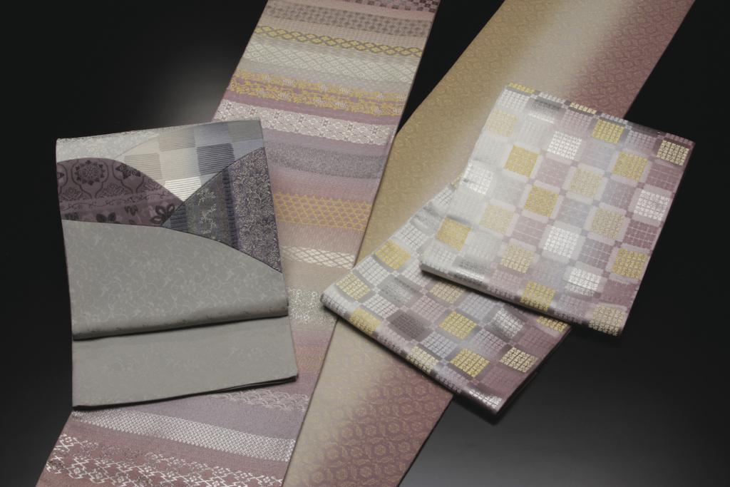 黄金糸 袋帯