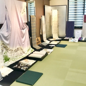 obi kimono nara ikoma yamaguchi