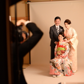 20th family ceremony furisode nara ikoma obi kimono yamaguchi