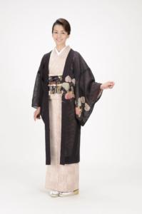 haori horiichi aoi Ikoma Nara Obi Kimono Yamaguchi