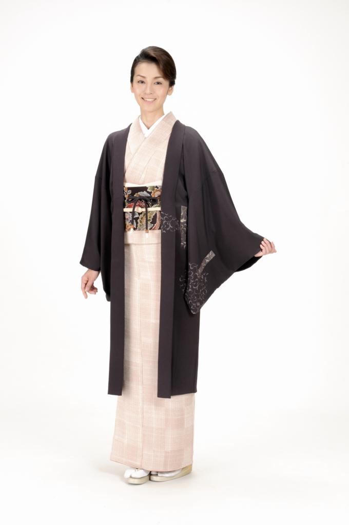 haori horiichi karakusa tanzaku Ikoma Nara Obi Kimono Yamaguchi