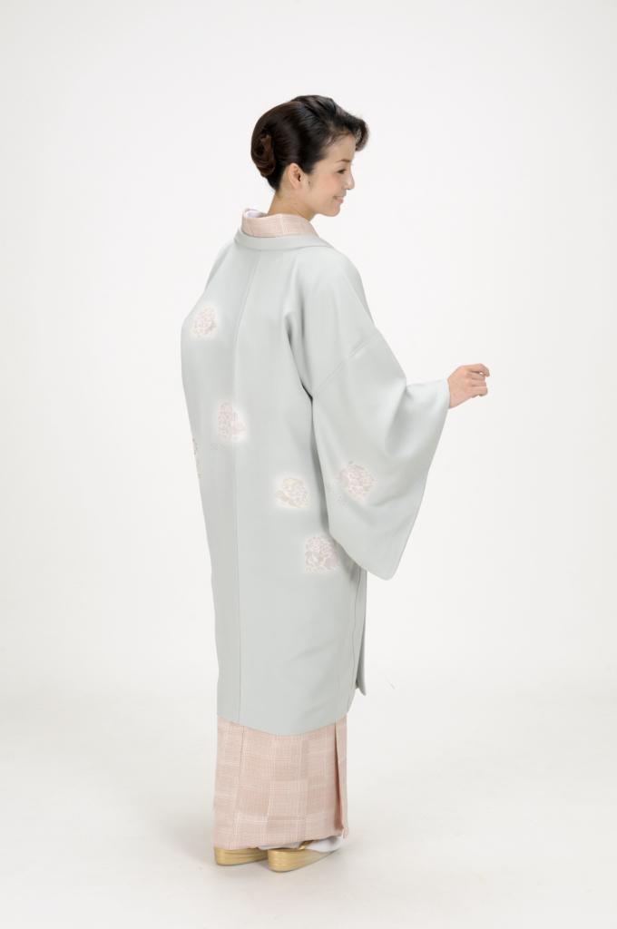 haori horiichi hana usagi coat Ikoma Nara Obi Kimono Yamaguchi