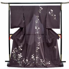 kaga-yuzen ishikawa Ikoma Nara Obi Kimono Yamaguchi