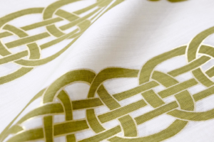 yukata chain beige gold cotton linen kondaya genbei kyoto Ikoma Nara Obi Kimono Yamaguchi