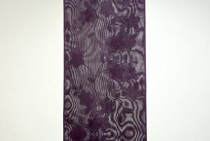 haori horiichi kyoto periwinkle silk gauze coat ikoma Nara Obi Kimono Yamaguchi