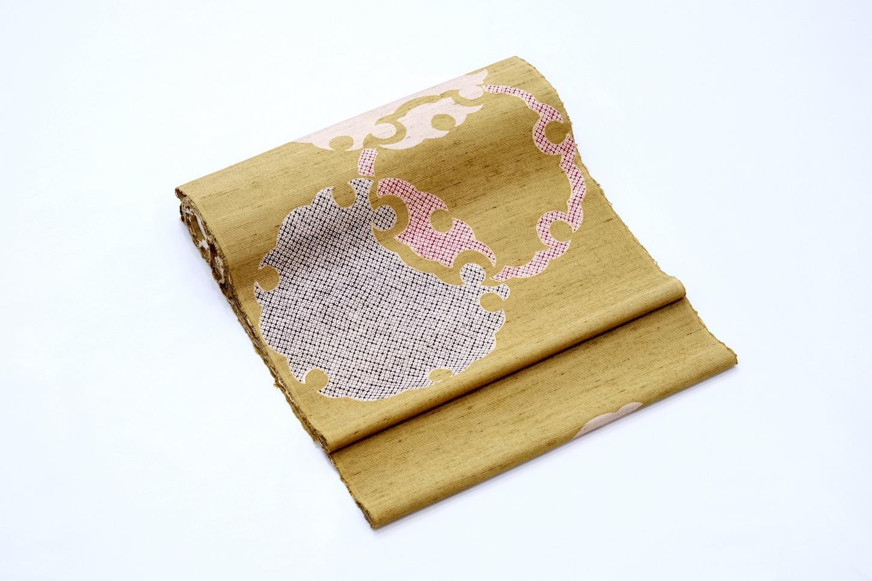haori horiichi kyoto snowflake shape nagoya wild silk yarn zenmai tsumugi ikoma Nara Obi Kimono Yamaguchi