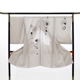 haori horiichi kyoto hand-painted circle coat ikoma Nara Obi Kimono Yamaguchi
